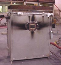 WFCi's Research Scale Horizontal Furnace.